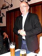 Foto. Jürgen Leseberg eröffnet die Jahresversammlung